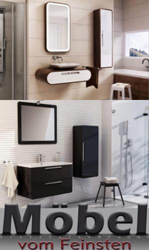 Designer Badmobel Waschtische Und Badkombinationen